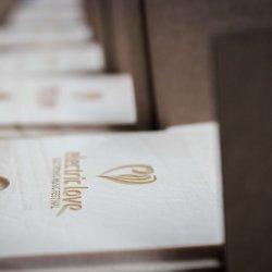 Electric Love Festival Holzkisten für die Armbänder